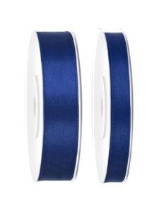 ruban satin, ruban bleu, ruban décoration, ruban ballons, Ruban en Satin, 6 mm ou 12 mm, Bleu Navy