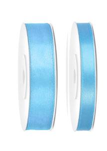ruban satin, ruban bleu, ruban décoration, ruban ballons, Ruban en Satin, 6 mm ou 12 mm, Bleu Ciel