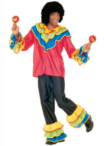 déguisement brésilien, déguisement carnaval de rio homme, déguisement brésil homme, Déguisement Danseur Brésilien