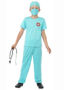 déguisement chirurgien garçon, déguisement médecin enfant, costume de chirurgien, Déguisement de Chirurgien, Garçon