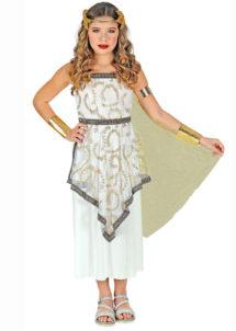 déguisement déesse grecque, costume antiquité femme, déguisement de romaine femme, costume romaine adulte, déguisements déesse antique, déguisement enfant, déguisement fille, Déguisement Déesse Grecque, Fille