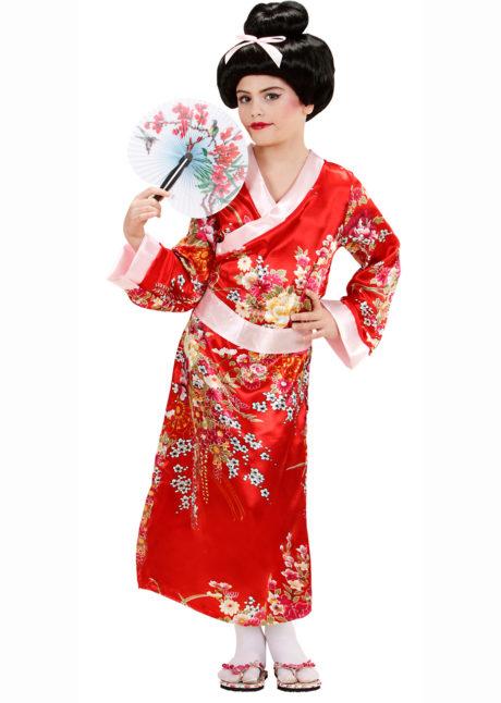 déguisement japonaise fille, déguisement geisha fille, costume fille, déguisements filles, Déguisement de Geisha Japonaise, Fille