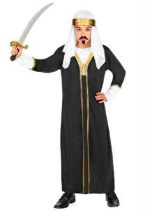 déguisement oriental, déguisement de sultana oriental, costume de sultan, costume de sheik arabe enfant, déguisements enfants, Déguisement de Sultan Oriental, Garçon