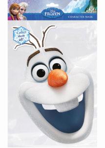 masque Olaf reine des neiges, masque reine des neiges, masque de Olaf, Masque de Olaf, Reine des Neiges
