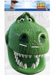 masque dragon, masque toy story, masque enfant, masque dessin animé, Masque de Rex, Toy Story