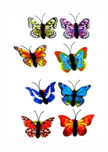 bague papillon, bague enfant, petits jouets pinata, petits cadeau pinata, Bague Papillon