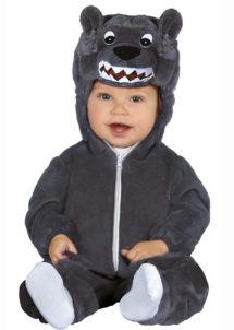 déguisement de loup bébé, déguisement pour bébé, déguisements animaux bébés, Déguisement de Bébé Loup, Baby