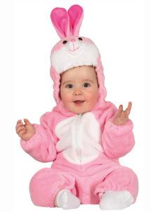déguisement de lapin bébé, déguisements pour bébé, déguisements pour bébés animaux, Déguisement de Bébé Lapin Rose, Baby