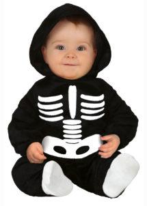 déguisement bébé halloween, déguisement bébé squelette, déguisements pour bébé, Déguisement de Squelette Halloween, Bébé