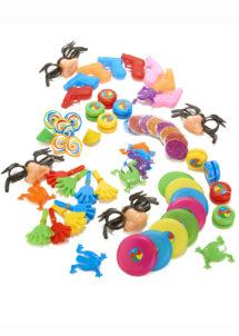 jouets à pinata, cadeau à pinatas, jouets pour pinatas, 64 Petits Cadeaux à Pinata