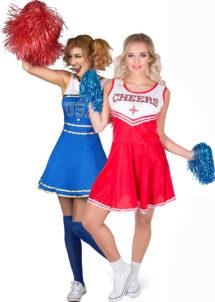 déguisements pompom girl, déguisements couples, costumes cheerleader, Déguisements Couple, Cheerleader USA