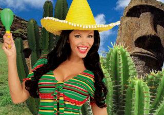 Soirée déguisement déco Amérique du Sud