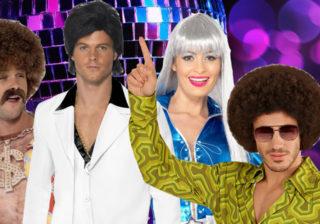 Soirée déguisement déco Années 70 et Disco