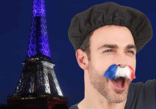 Soirée déguisement déco France