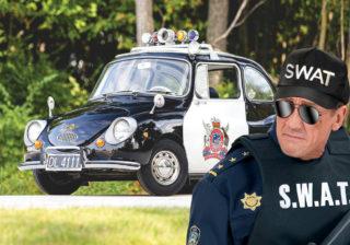 Soirée déguisement déco Police