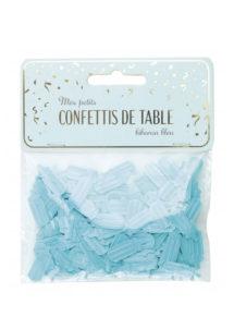 confettis de table, baby shower fille, décorations baby showers garçons, Confettis de Table Baby Shower Garçon, Biberons
