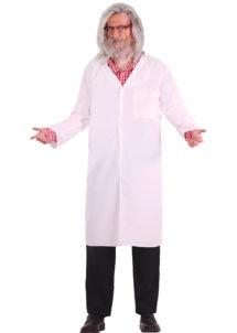 déguisement Didier raoult, déguisement raout, déguisement coronavirus, costume scientifique, professeur raoult, Déguisement Didier Raoult, avec Barbe + Perruque + Lunettes