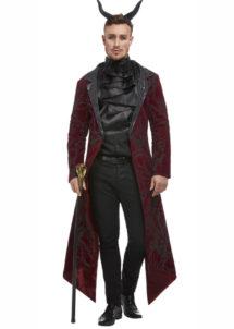 déguisement diable halloween homme, costume de diable halloween, Déguisement de Diable, Lucifer, avec Cornes