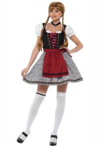 déguisement de bavaroise, déguisement Oktoberfest, costume bavaroise femme, costume Oktoberfest femme, Déguisement de Bavaroise Oktoberfest, Flirty