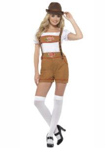 déguisement bavaroise, déguisement Oktoberfest femme, Déguisement de Bavaroise Sexy