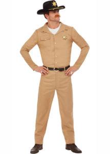 déguisement policier américain, déguisement sherif homme, déguisement sherif adulte, costume sherif adulte, déguisement sherif américain, Déguisement de Police, Shérif Américain