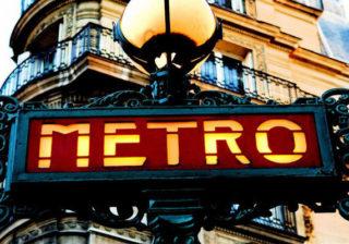 Soirée déguisement déco Déguisements Stations de Métro