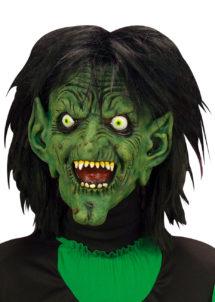 masque monstre halloween, masque enfant, masque sorcière, masque monstre enfant, Masque de Monstre Sorcier, Kid