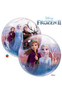 ballon reine des neiges, ballon bubble reine des neiges, ballon hélium, Ballon Bubble, Reine des Neiges II