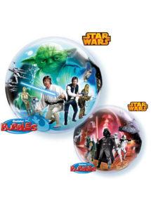 ballon Star Wars, ballon bubble, ballon helium, ballon super héros, Ballon Bubble, Star Wars