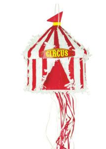 pinata mexicaine, pinata cirque, pinata pour anniversaire, Pinata Circus, Tente de Cirque Vintage