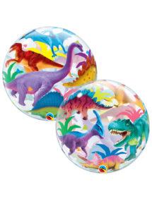 ballon dinosaure, ballon transparent dinosaure, ballons bubble, Ballon Bubble, Dinosaures Jurassic