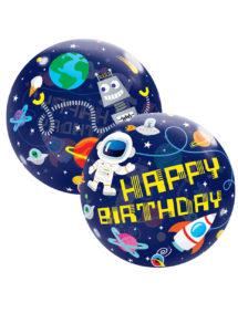 ballon bubble, ballon anniversaire, ballons enfants, Ballon Bubble, Anniversaire Cosmos