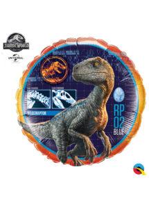 ballon dinosaure, ballon hélium, ballons enfants, Ballon Dinosaure Jurassic, en Aluminium