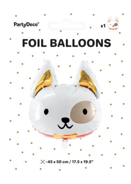 ballon hélium, ballon chien, ballons enfants, Ballon Chien, Tobby, en Aluminium