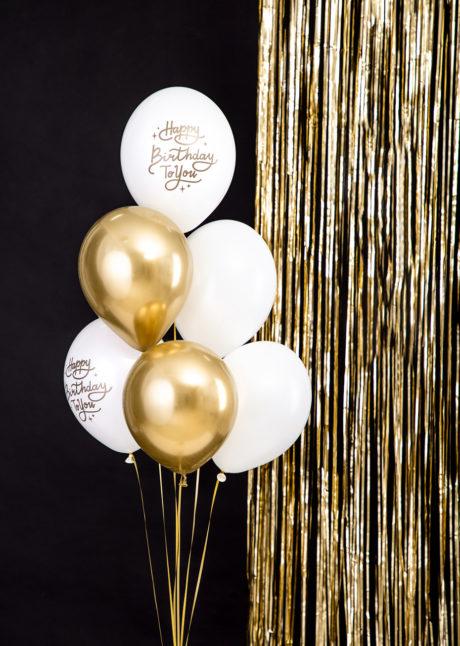 bouquet ballons, anniversaire 1 an, ballons anniversaires, ballons baudruche, ballon héium, 1 Bouquet de Ballons Anniversaire, en Latex