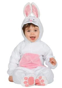 déguisement de lapin bébé, déguisements pour bébé, déguisements pour bébés animaux, Déguisement de Bébé Lapin Blanc, Fille et Garçon