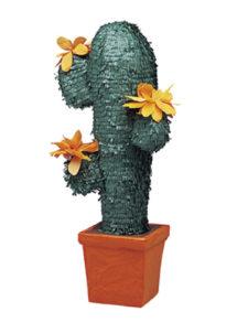 pinata cactus, pinata mexicaine, pinata anniversaire, Pinata Cactus Mexicain