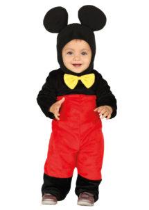 déguisement bébé mickey, déguisement mickey bébé, costume mickey, Déguisement de Bébé Mickey
