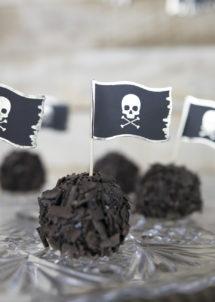 pics apéro pirates, pics cocktail, cupcake pirate, anniversaire pirate, Décoration Gâteaux, Pics Apéro, Pirates