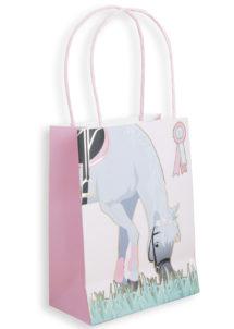 sac cadeau cheval, sachet cadeau anniversaire, sacs à bonbons, sachets bonbons anniversaires, Sacs Cadeaux Cheval Lovely Moments