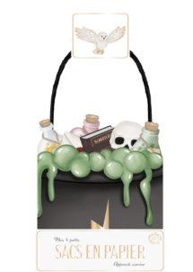 sac cadeau pirate, sachet cadeau anniversaire, sacs à bonbons, sachets bonbons anniversaires, Sacs Cadeaux Magiciens et Sorciers