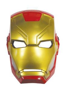 masque iron man, masque ironman, masque avengers, Masque Iron Man, Rigide