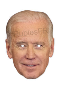masque joe biden, masque célébrité, masque politique, Masque Joe Biden