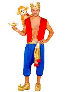 déguisement oriental, déguisement sultan oriental homme, déguisement génie oriental homme, déguisement Aladin, costume d'Aladin homme, Déguisement Aladin, Prince Arabe