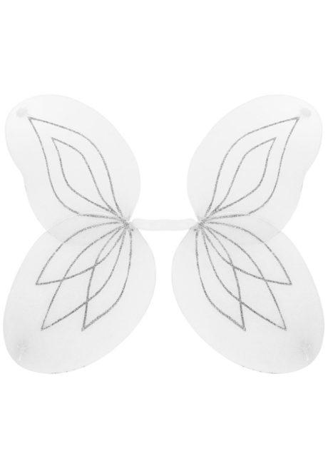 ailes de fées, ailes de papillon, ailes enfants, Ailes de Fée Blanches pour Enfants