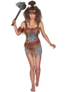 déguisement femme des cavernes, déguisement primitive, déguisement cromagnon femme, déguisement primitive, Déguisement Primitive, Femme des Cavernes