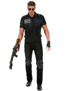 déguisement policier, déguisement swap, gilet pare balle, déguisement swat, Déguisement de Policier, Agent du Swat