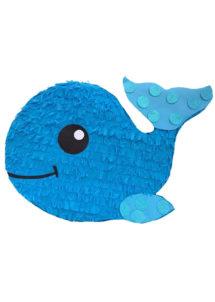 pinata, pinata mexicaine, pinata d'anniversaire, pinata pour anniversaire, pinata baleine, Pinata Baleine Bleue