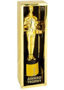 statuette oscar, faux oscar, faux césar, thème cinéma, Statuette Récompense Cinéma, Oscar