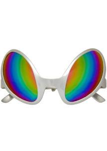 lunettes alien, lunettes extraterrestres, lunettes futuristes, Lunettes Alien, Holographiques